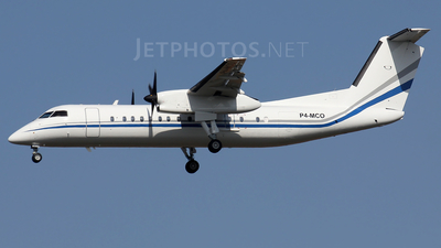 A picture of P4MCO - De Havilland Canada Dash 8300 -  - © mehesz