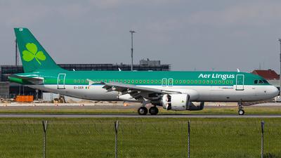 EI-DER - Airbus A320-214 - Aer Lingus