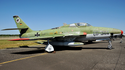 EB-344 - Republic RF-84F Thunderflash - Germany - Air Force