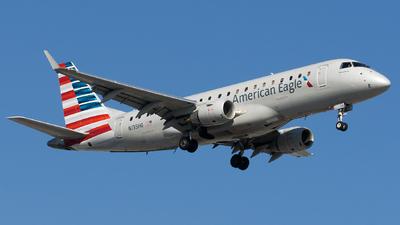 N135HQ - Embraer 170-200LR - American Eagle (Republic Airways)