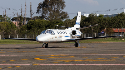 PR-BVO - Cessna 550B Citation Bravo - Private