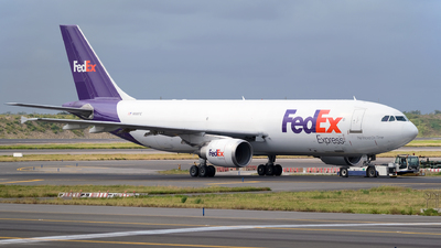 A picture of N680FE - Airbus A300F4605R - FedEx - © HHD0221