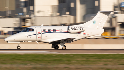 N503TX - Embraer 500 Phenom 100 - United States - State of Texas