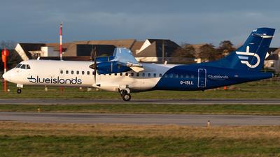 G-ISLL - ATR 72-212A(500) - Blue Islands