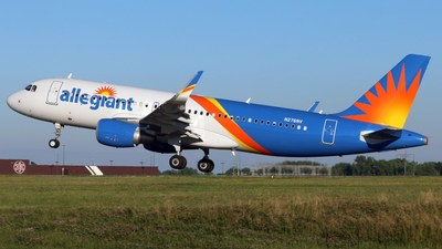 N276NV - Airbus A320-214 - Allegiant Air
