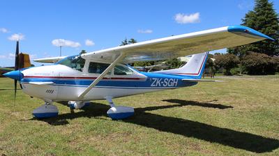 ZK-SGH - Cessna 182P Skylane - Private