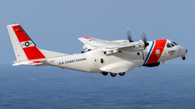 2304 - CASA HC-144A Ocean Sentry - United States - US Coast Guard (USCG)