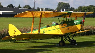 PH-DLK - De Havilland DH-82A Tiger Moth - Private
