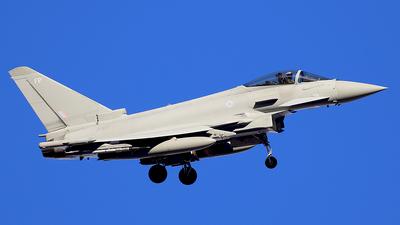 ZK337 - Eurofighter Typhoon FGR.4 - United Kingdom - Royal Air Force (RAF)
