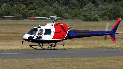 LN-OGP - Airbus Helicopters H125 - Helitrans