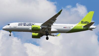 YL-ABA - Airbus A220-371 - Air Baltic