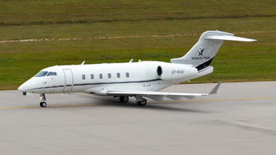 SP-VDH - Bombardier BD-100-1A10 Challenger 300 - AMC Aviation