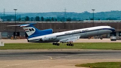 HA-LCS - Tupolev Tu-154B-2 - Malév Hungarian Airlines