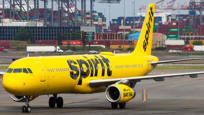 N668NK - Airbus A321-231 - Spirit Airlines