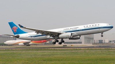 B-6112 - Airbus A330-343 - China Southern Airlines
