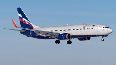 A picture of VPBNP - Boeing 7378MC - Aeroflot - © Moritz Babl