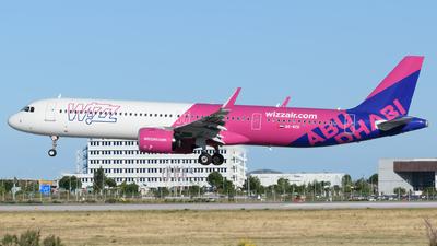 A6-WZD - Airbus A321-271NX - Wizz Air Abu Dhabi