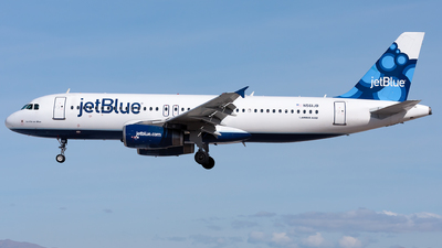 N561JB - Airbus A320-232 - jetBlue Airways