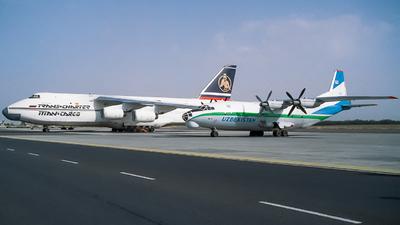 OMSJ - Airport - Ramp