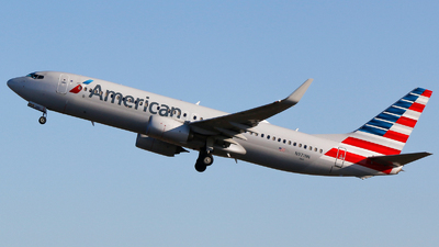 A picture of N971NN - Boeing 737823 - American Airlines - © Alec Mollenhauer