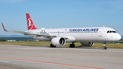 A picture of TCLSV - Airbus A321271NX - Turkish Airlines - © Dominik Erhardt