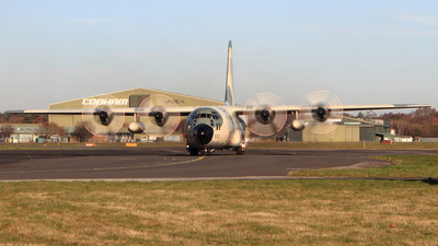 503 - Lockheed C-130H Hercules - Oman - Royal Air Force