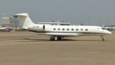 VP-CRZ - Gulfstream G650 - Private
