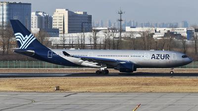F-HTIC - Airbus A330-223 - Aigle Azur