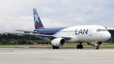 LV-CQS - Airbus A320-233 - LAN Argentina