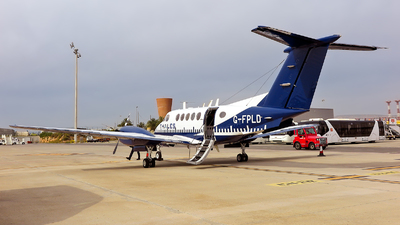 A picture of GFPLD - Beech B200 Super King Air - Cobham Flight Inspection - © Manuel Marin