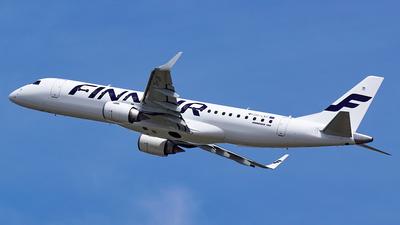 A picture of OHLKF - Embraer E190LR - Finnair - © Jan Eisenkolb