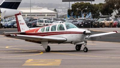 VH-ERB - Beech A36 Bonanza - Private