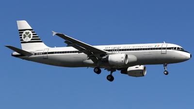 EI-DVM - Airbus A320-214 - Aer Lingus