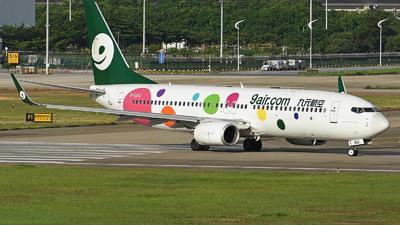 A picture of B6992 - Boeing 73786N - 9 Air - © Alva