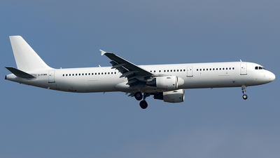 G-POWN - Airbus A321-211 - Titan Airways