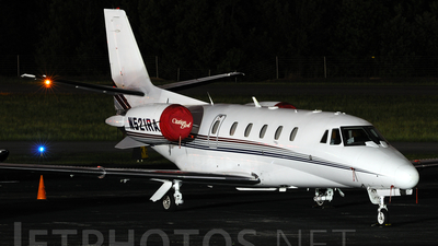 A picture of N521RA - Cessna 560XL Citation Excel - [5605076] - © Agustin Anaya