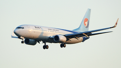 B-1158 - Boeing 737-8LW - Hebei Airlines