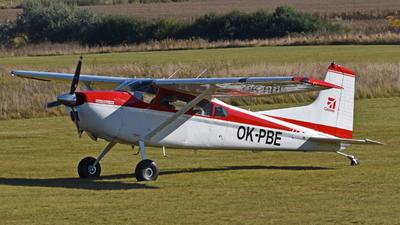 OK-PBE - Cessna 185E Skywagon - Private