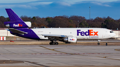N308FE - McDonnell Douglas DC-10-30(F) - Federal Express