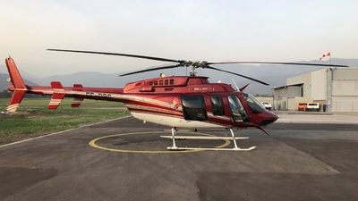 A picture of CCDBG - Bell 407GXi - [54832] - © Felipe Aliaga