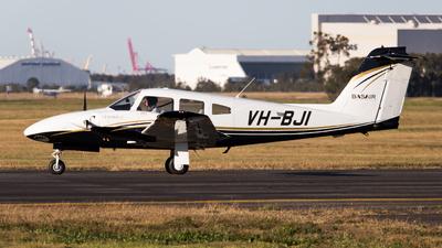 A picture of VHBJI - Piper PA44180 Seminole - [4496410] - © Rory Delaney