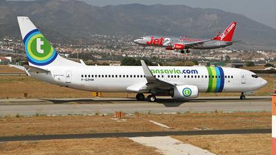 F-GZHM - Boeing 737-8K2 - Transavia France