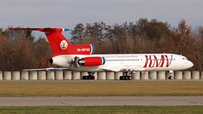 RA-85792 - Tupolev Tu-154M - KMV - Kavminvodyavia