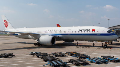 B-321N - Airbus A350-941 - Air China