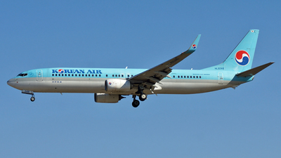 HL8248 - Boeing 737-9B5ER - Korean Air