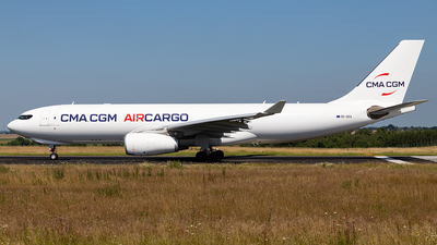 OO-SEA - Airbus A330-243F - CMA CGM Aircargo (Air Belgium)