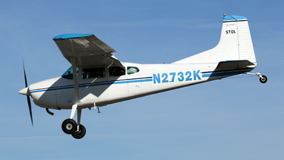 A picture of N2732K - Cessna 180K Skywagon - [18053046] - © Kevin Porter