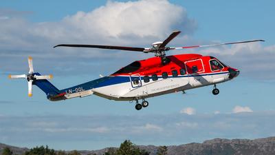 A picture of LNOQL - Sikorsky S92A - CHC Helikopter Service - © Zsolt Sarkozi