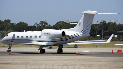 N818TS - Gulfstream G450 - Private