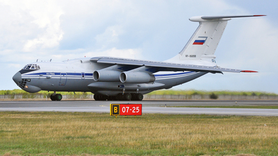 RF-86898 - Ilyushin IL-76MD - Russia - Air Force
